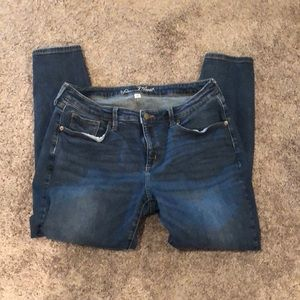 Universal Thread size 16 jeans 33r length
